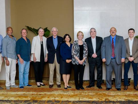 Laspau Announces New Leadership for Board of Trustees