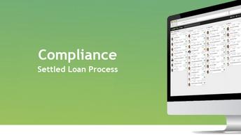 C.30 Compliance - Settled Loan Process