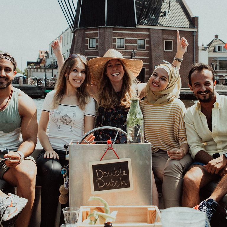 Dutch on a boat • zaterdag 9 okt '21 • 14:45 uur • €5
