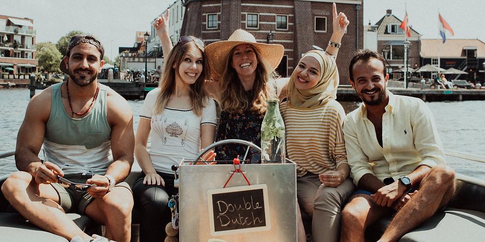 Dutch on a boat • zondag 19 sept • 09:30 uur • €5