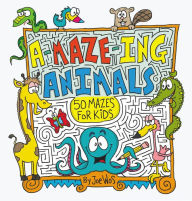 Animal Mazes Joe Wos