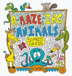 Animal Mazes Joe Wos