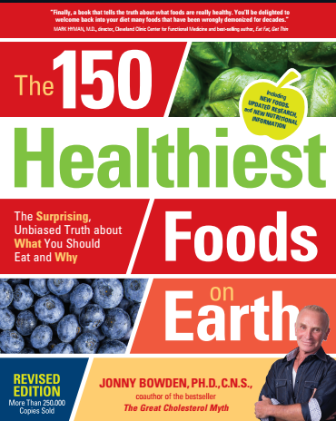 NEW 150 Healthiest Foods