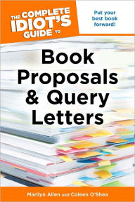 CIG to Book Proposals and Query Letters