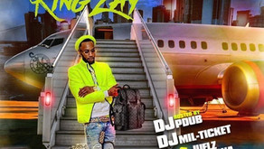 """King Zay is getting to the Bag; Latest Project """"Baggage Claim"""" is still Buzzing."""