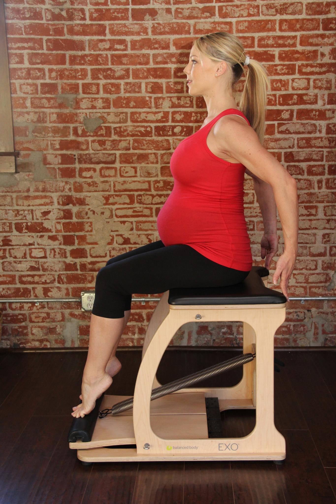 Pregnant Chair