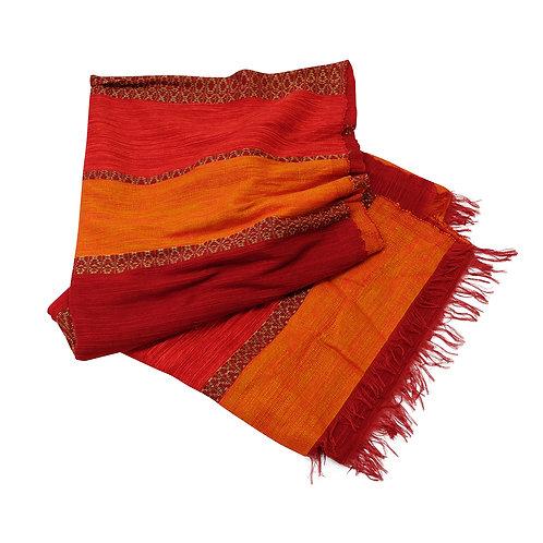 Moroccan Silk Through