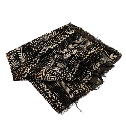 BOGOLANFINI TEXTILE (MUD CLOTH) BLACK