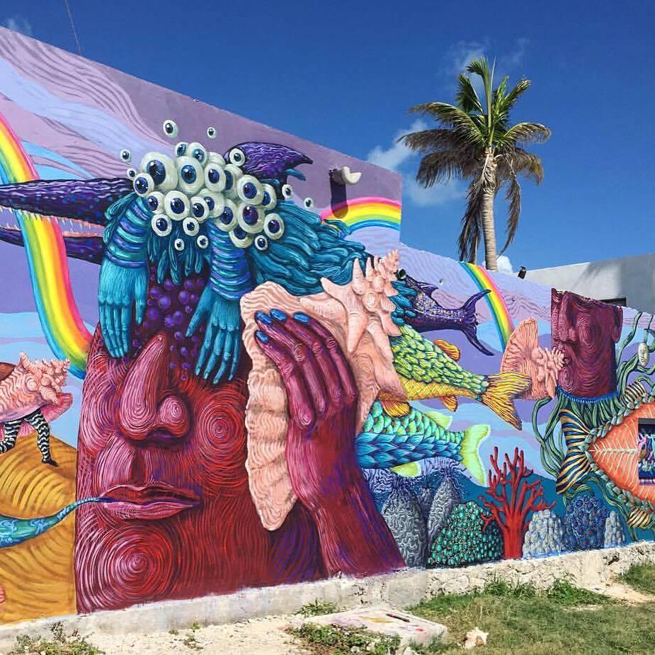 Isla Street Art