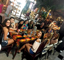 Summer 2017 Group Dinner