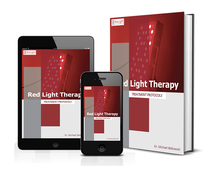 Red Light Therapy Treatment Protocols (Lifetime Subscription)