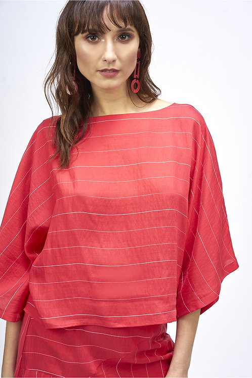 Blusa oversize always red MdeMiguel