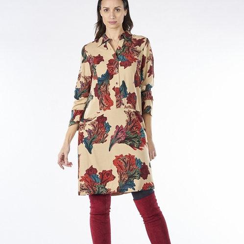 Vestido floral MdeMiguel