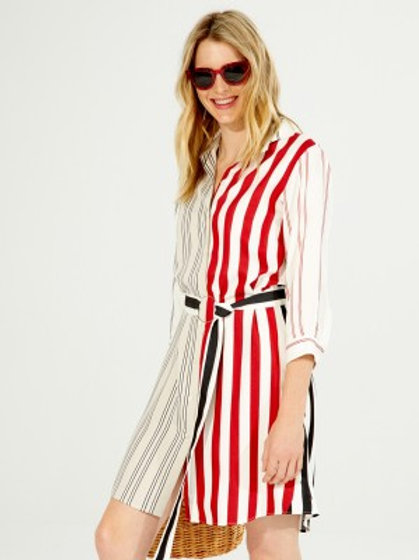 Vestido stripes VILAGALLO