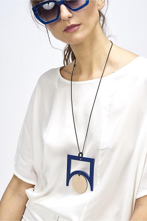 Collar geométrico MdeMiguel