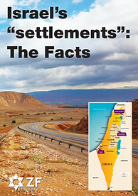 Israel Settlements - the facts.png