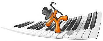 orange-man-dancing-accross-a-piano-as-an