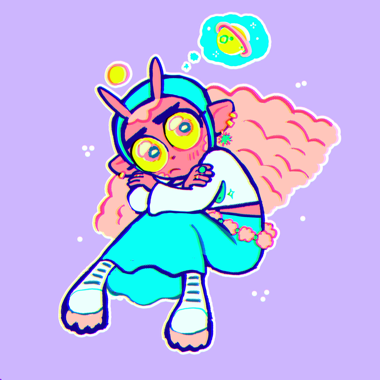 alien grrl