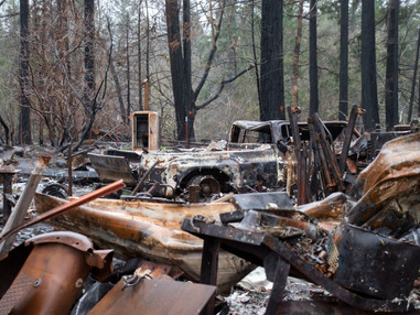 State offers no-cost wildfire debris cleanup for all Oregon homes and businesses