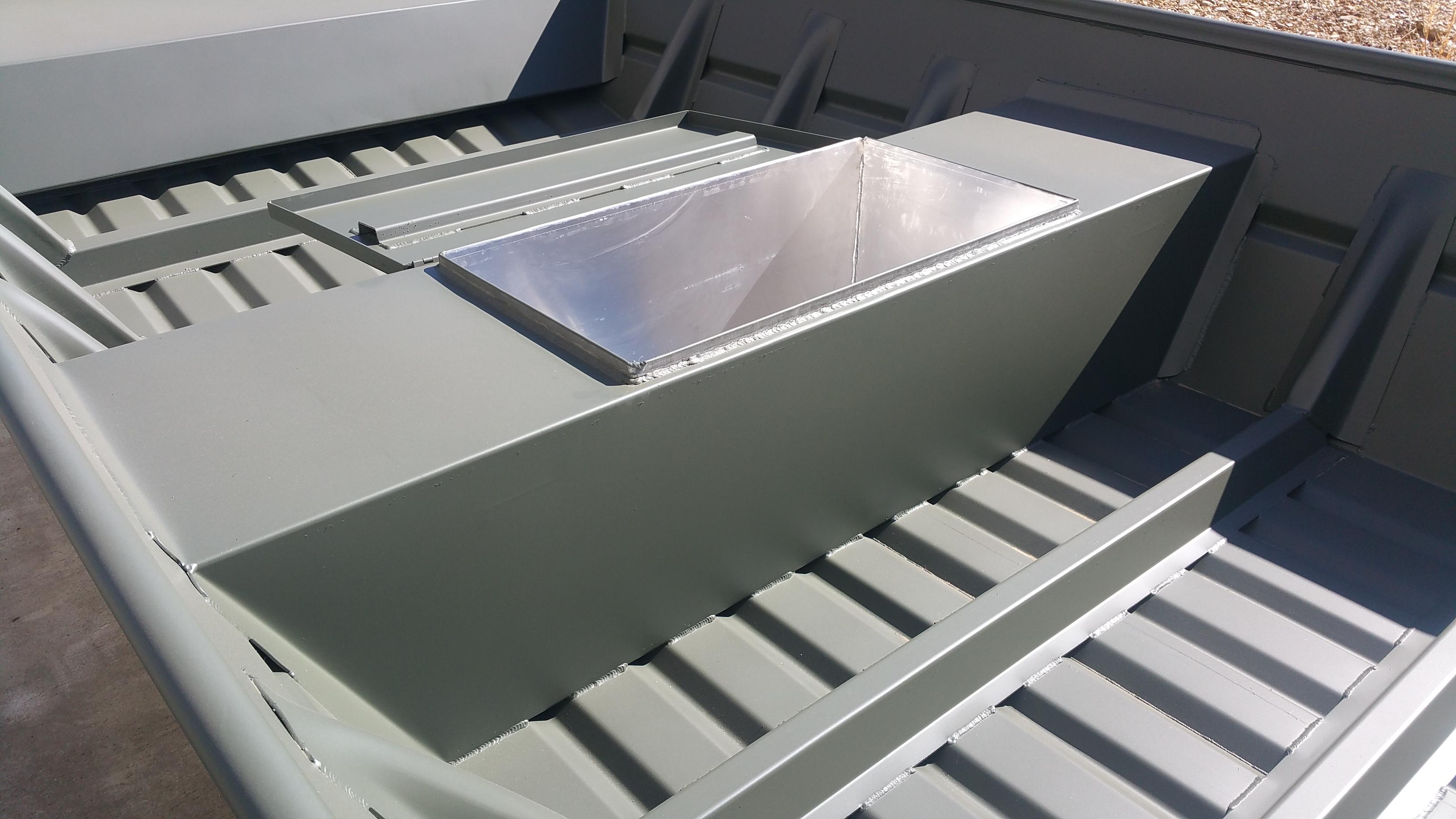 Custom Boats | Alweld Boats/Lonsdale AR/Aluminum Boats