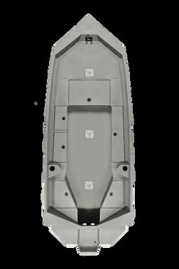 Livewell Storage Combo/Gun Box Layout