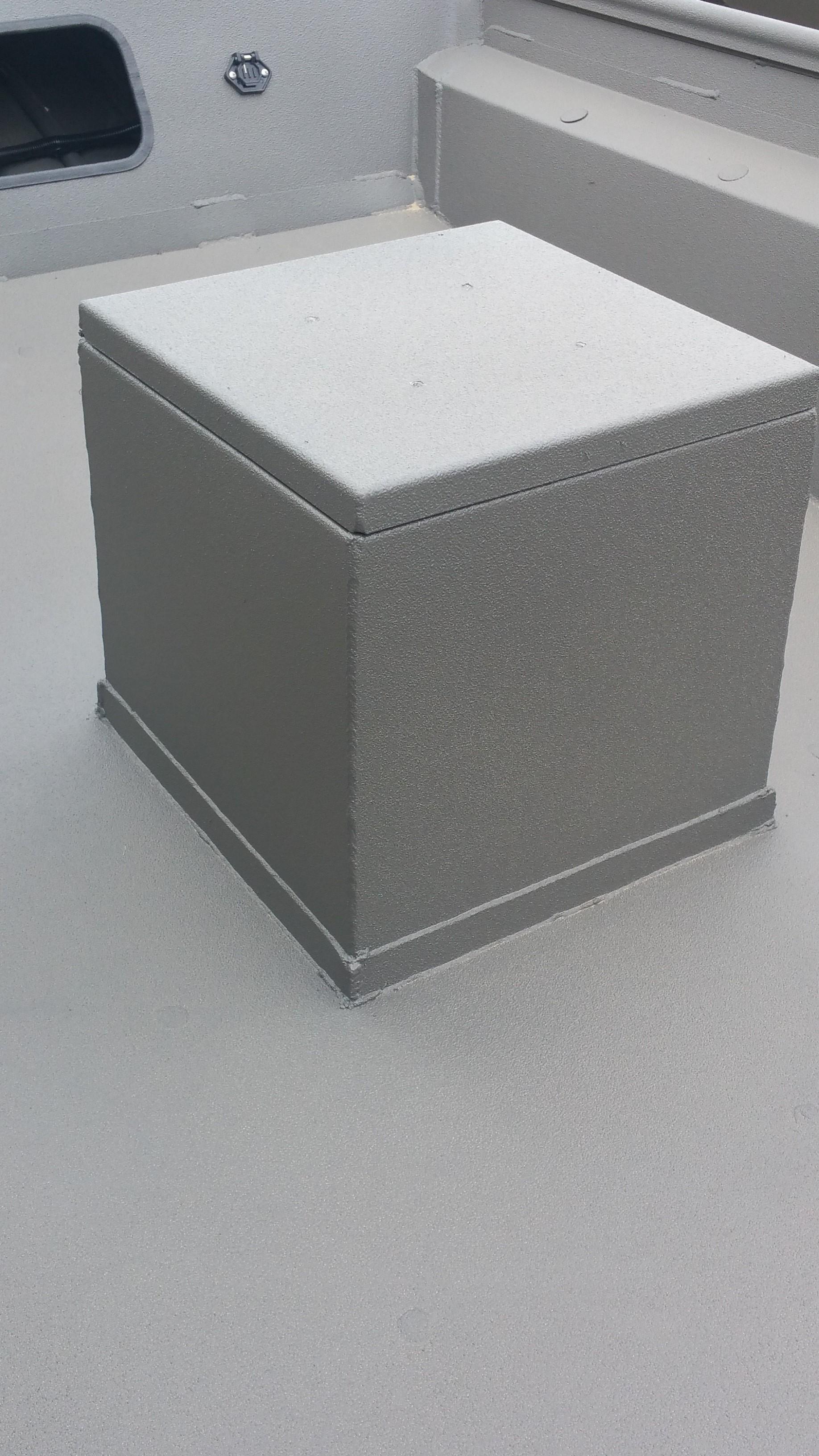 Corner Bench Seat Build