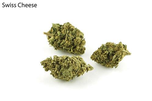 Swiss Cheese Premium, Glashouse, <0.2% THC, 250gr.