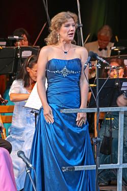 Cecilia Berglund - Sopran
