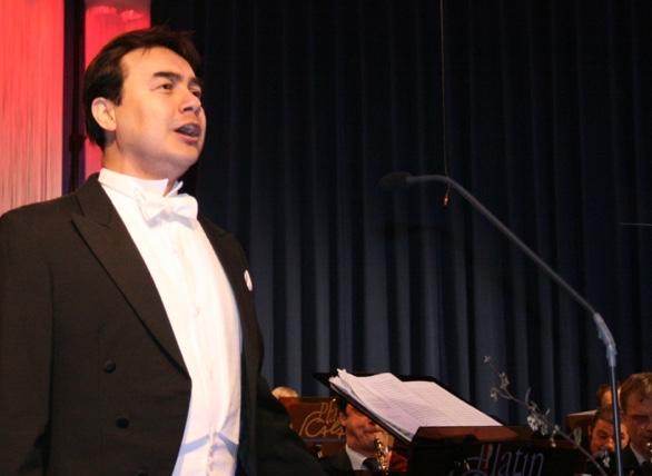 Antonio Rivera - Tenor