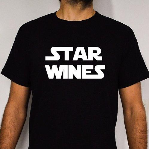 Remera Star Wine