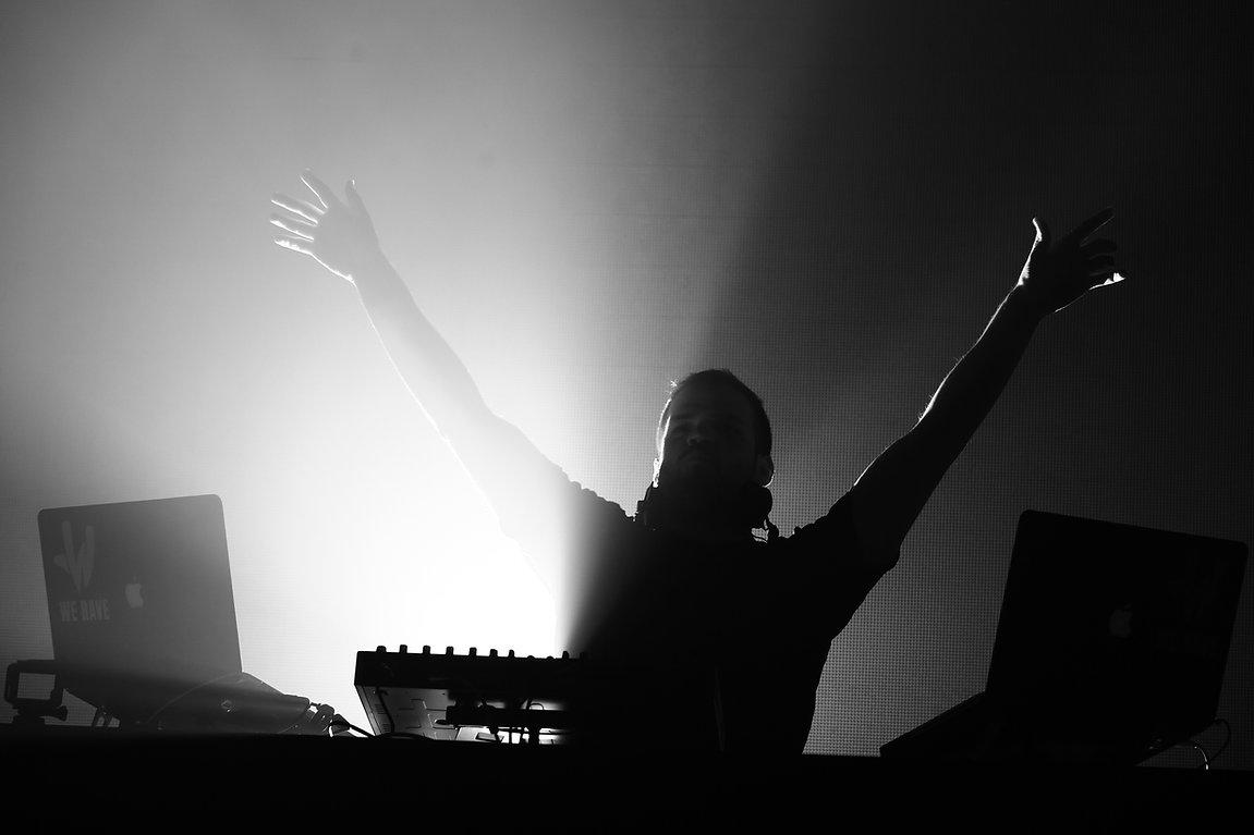 שחק ארבל WE RAVE DJ דיג'יי