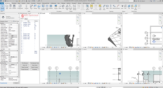 Is WTZA the most powerful Revit command for navigating view
