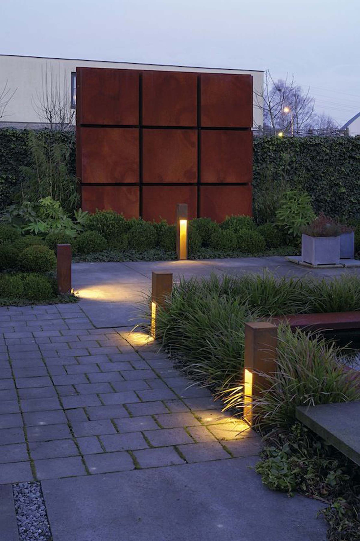 garden LED  bollards