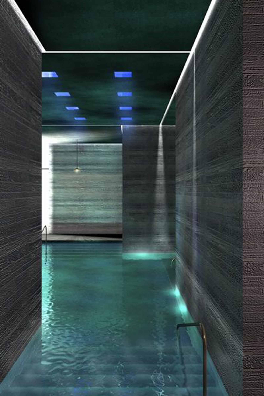 Top pool lighting in MENA