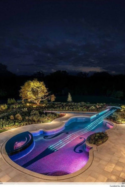design pool lighting