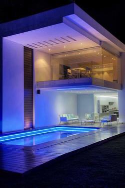 pool lighting in ksa