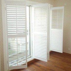 window shutters in UAE