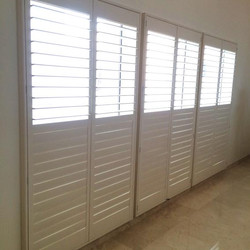 made in USA shutters