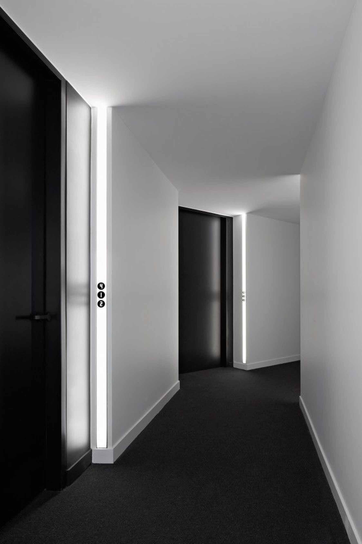 lighting for doors
