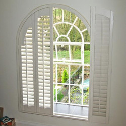 hinged window shutters