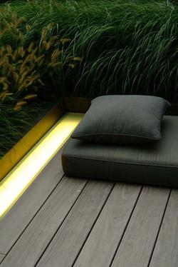recessed linear lighting