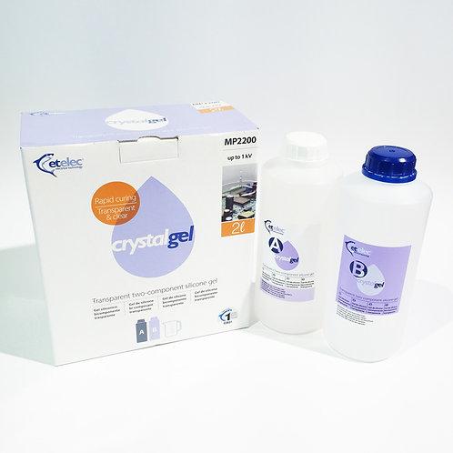 Mpgel crystal gel
