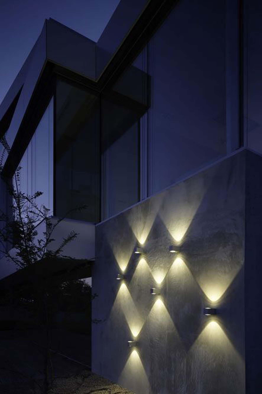 Bi directional wall lights