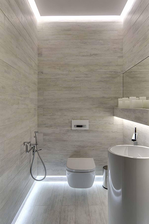 toilet lighting