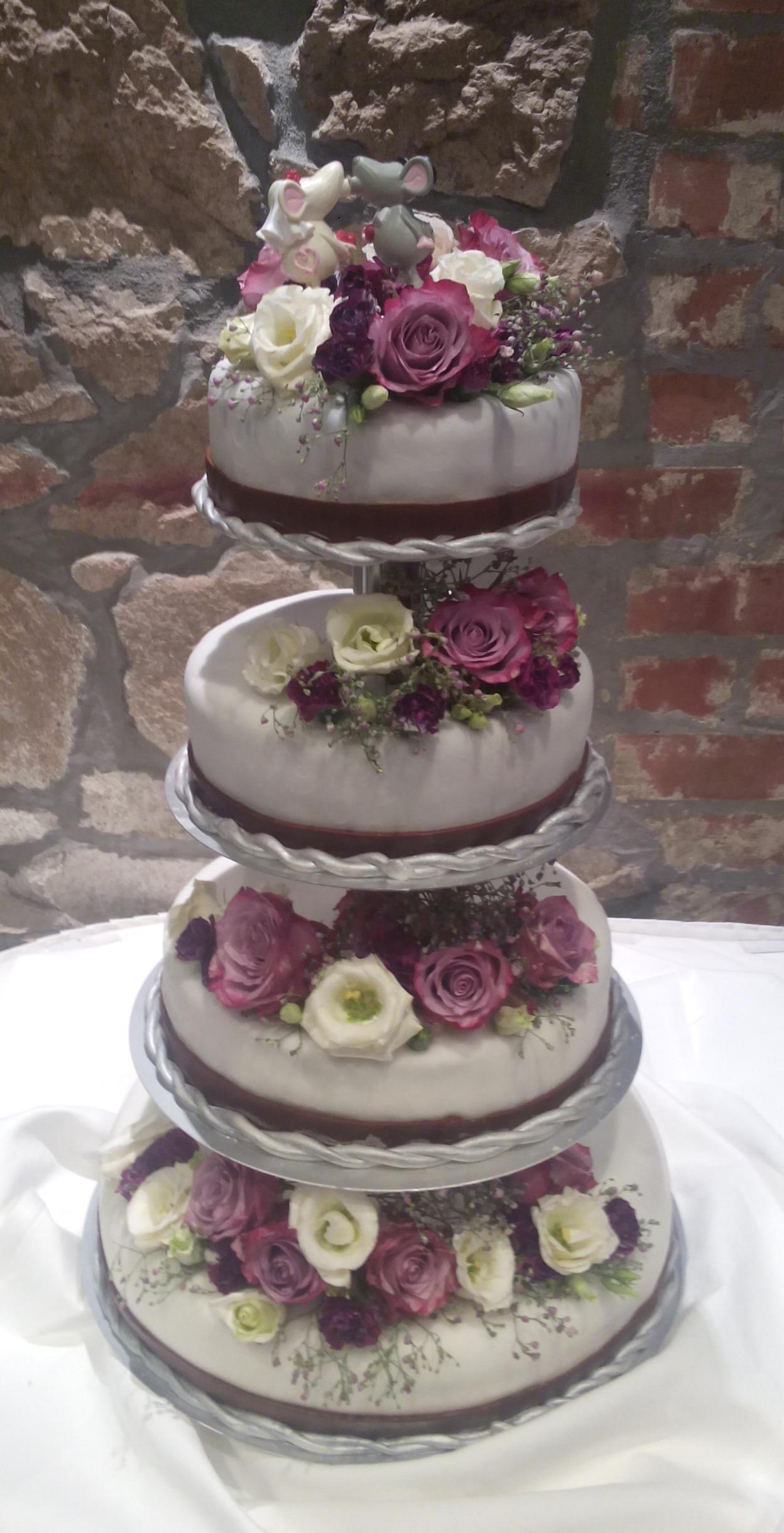 Blüten Traum zur Hochzeit