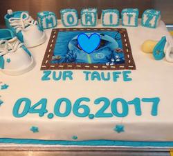 Taufe Moritz