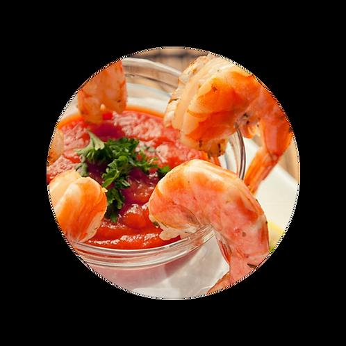 Frozen Cocktail Shrimp Ring