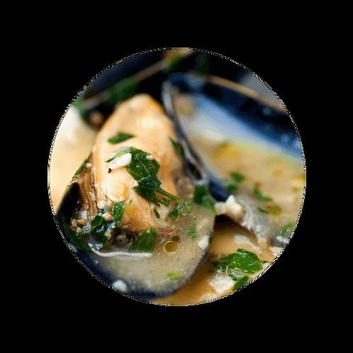 Fresh Cape Cod Mussels