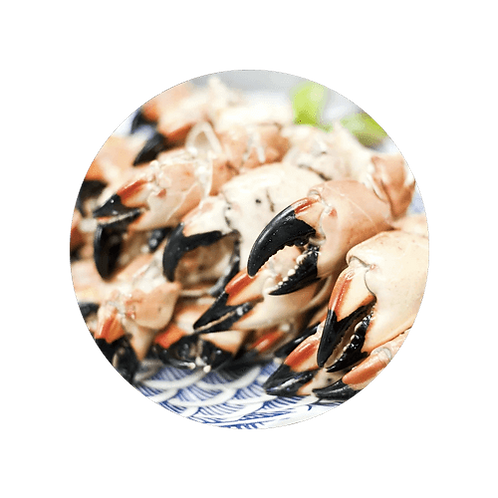 Frozen Stone Crab Claws