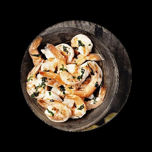 Fresh Gulf Shrimp